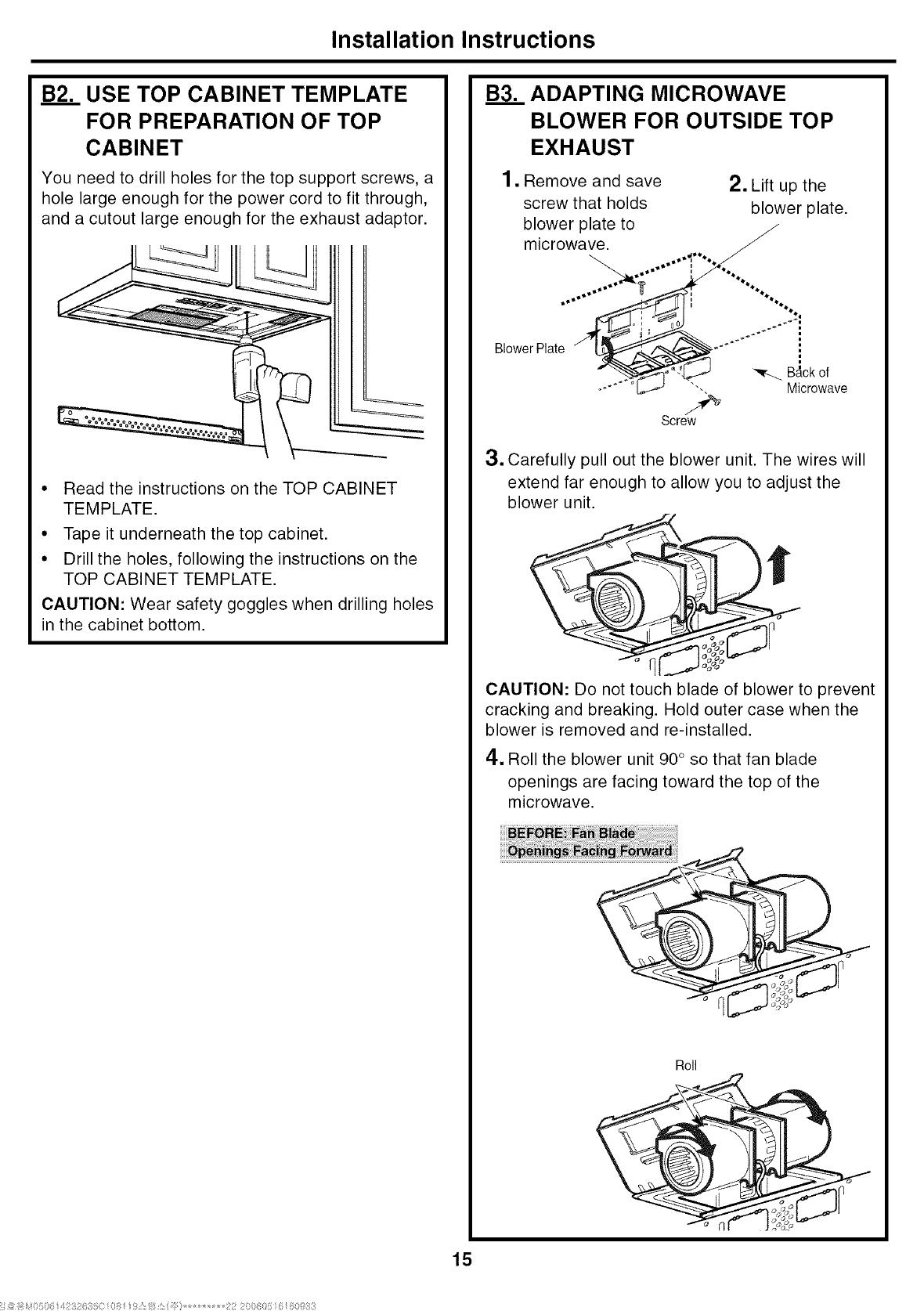 User Manual Frigidaire Microwave