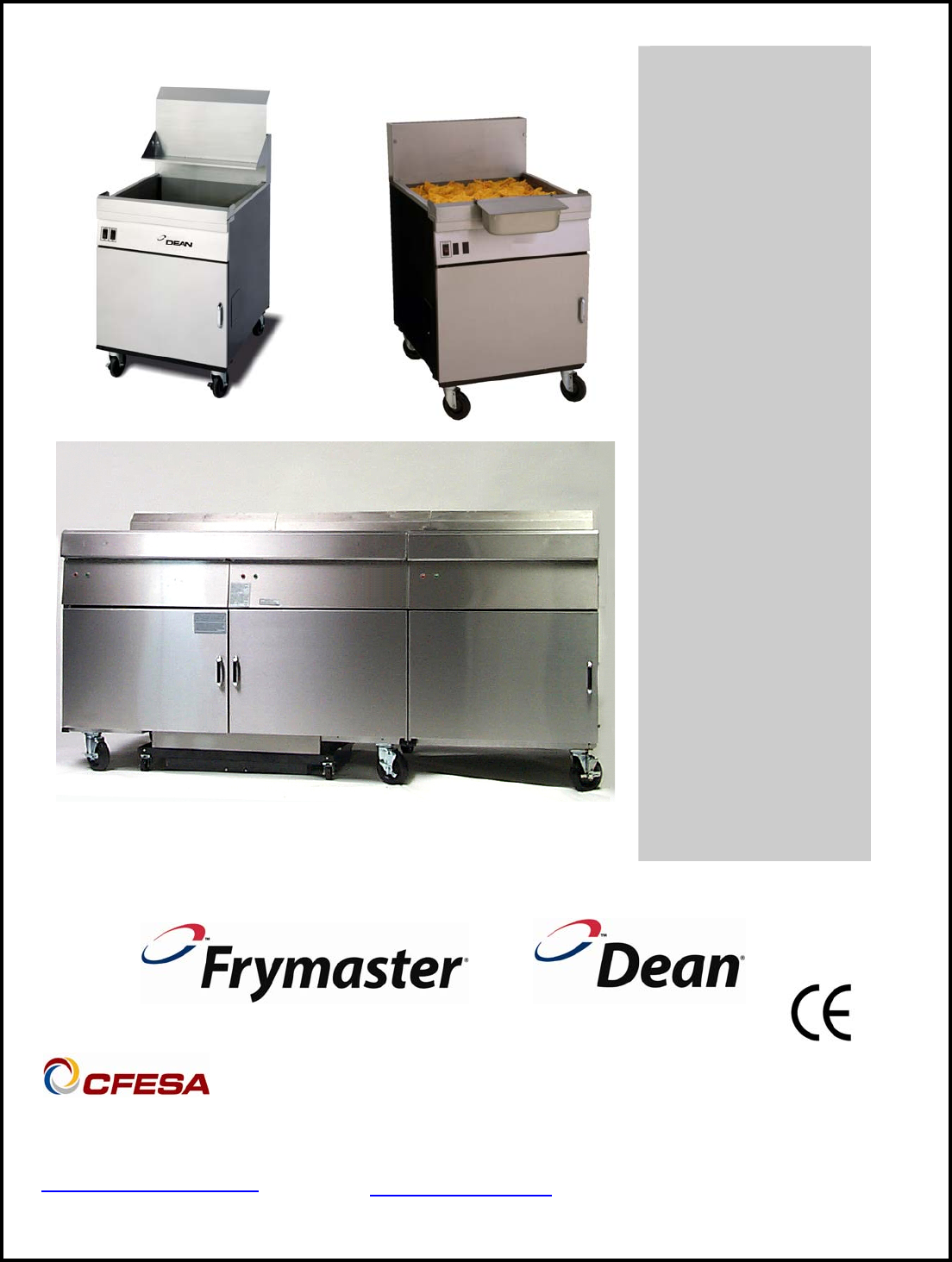 Frymaster 210-4598 Joiner Strip