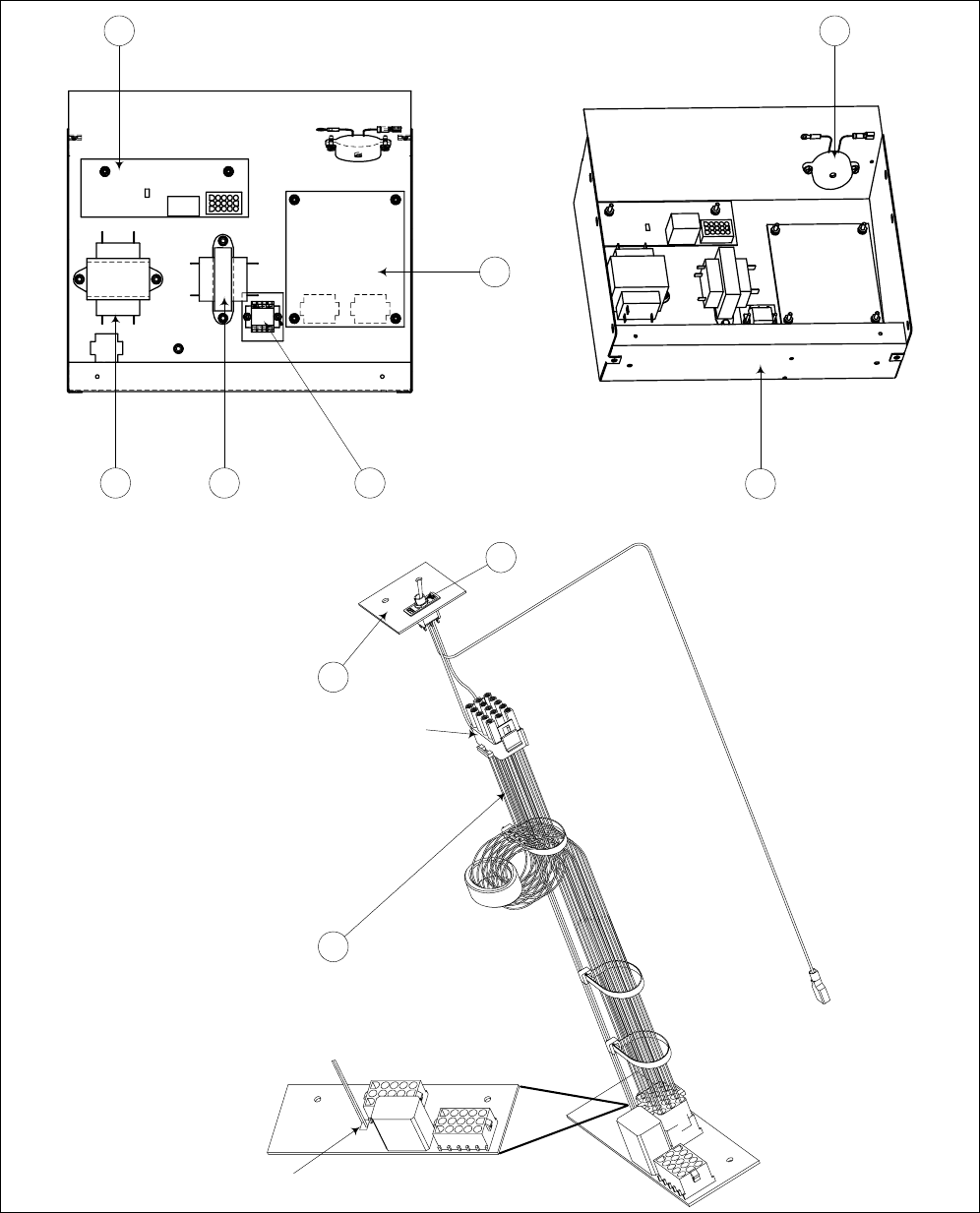 Frymaster H20 5 Series Users Manual 819 5606 Front Cover Dec 04 Wiring Diagram 6 3