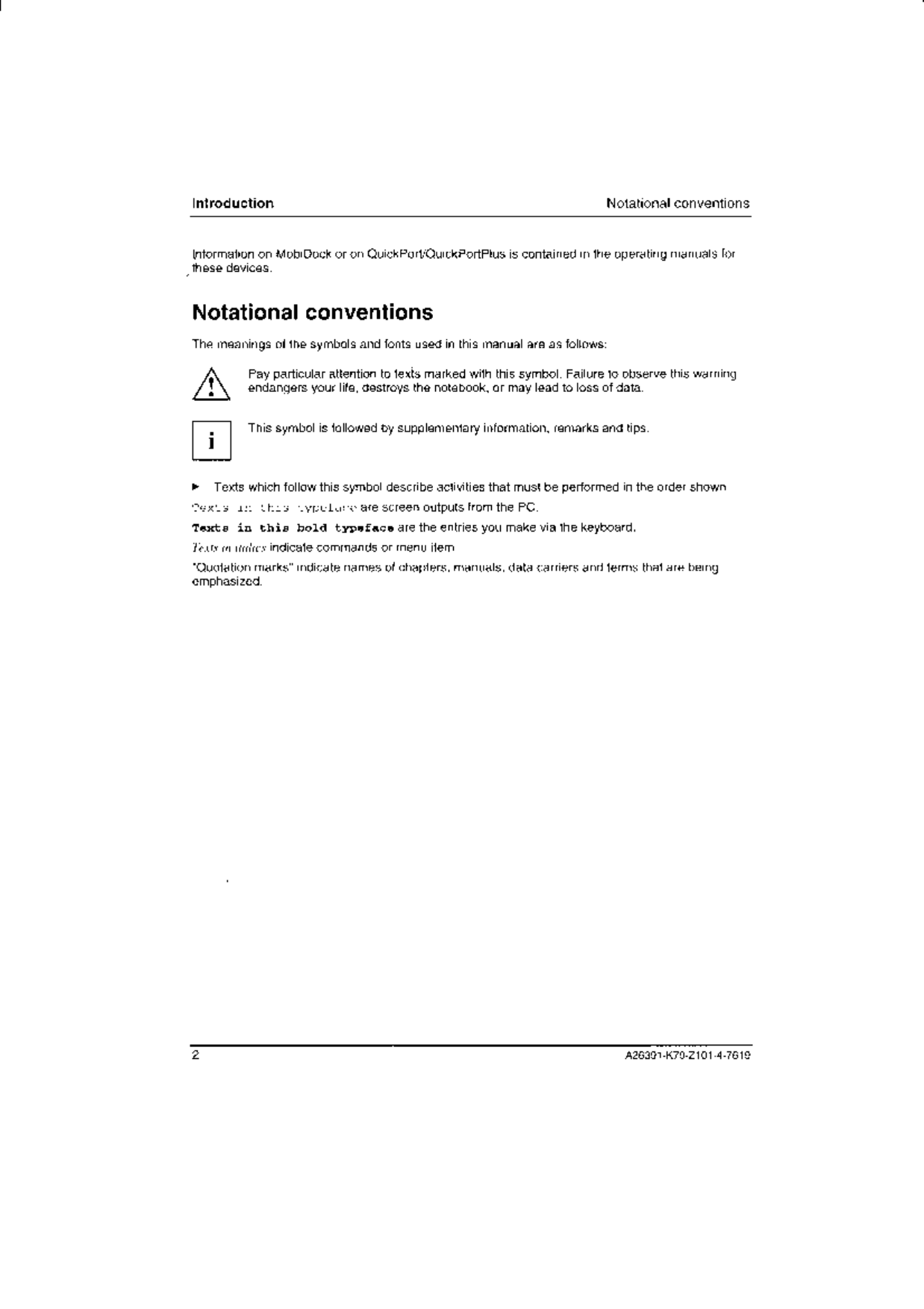 fujitsu technology solutions mob510a1 user manual personal computer rh usermanual wiki