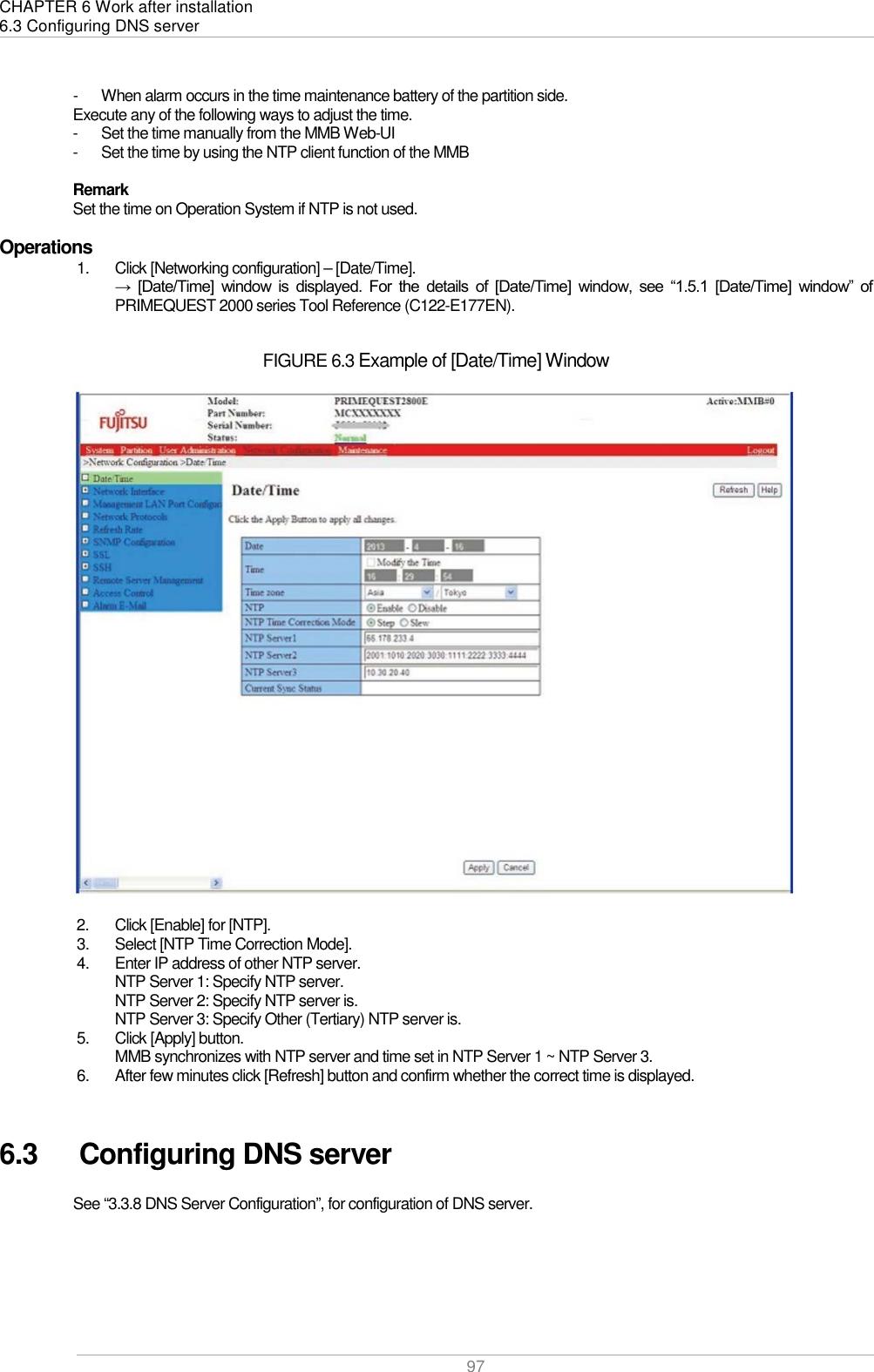 Fujitsu Primequest2000 Series Users Manual Server PRIMEQUEST