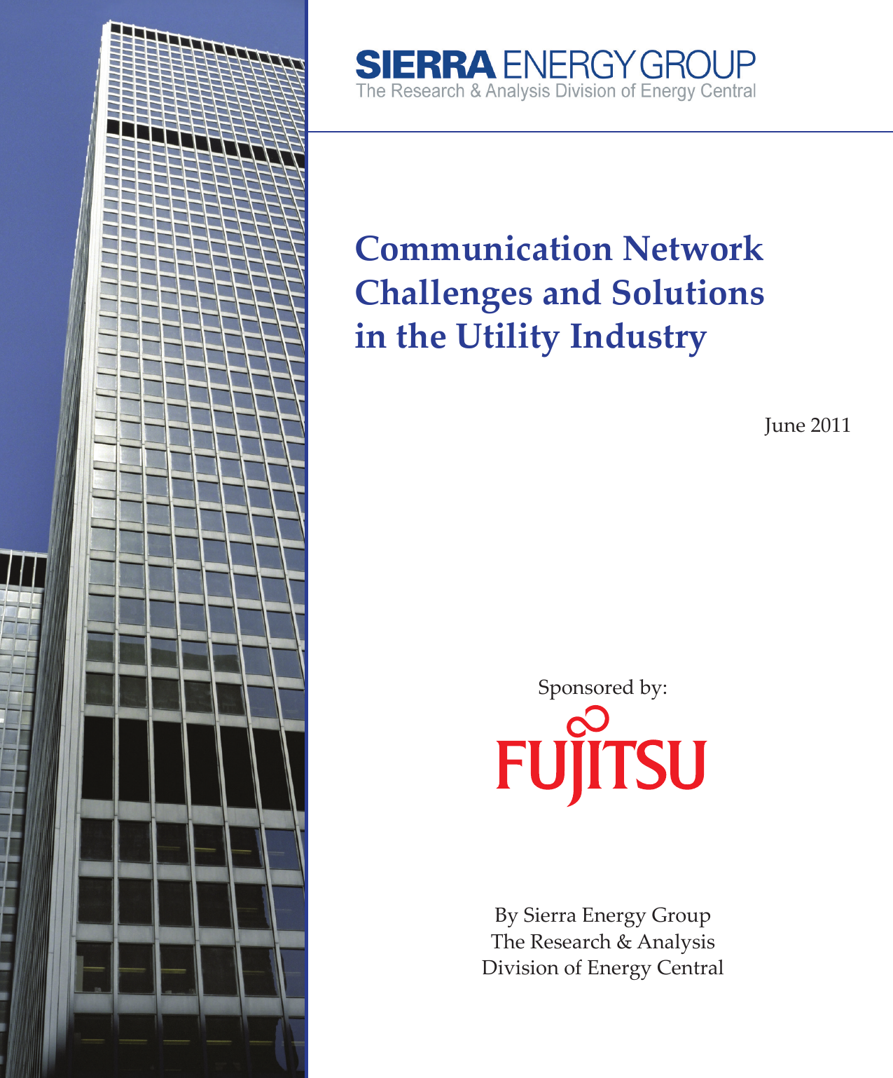 Fujitsu Communication Network Challenges And Solutions In