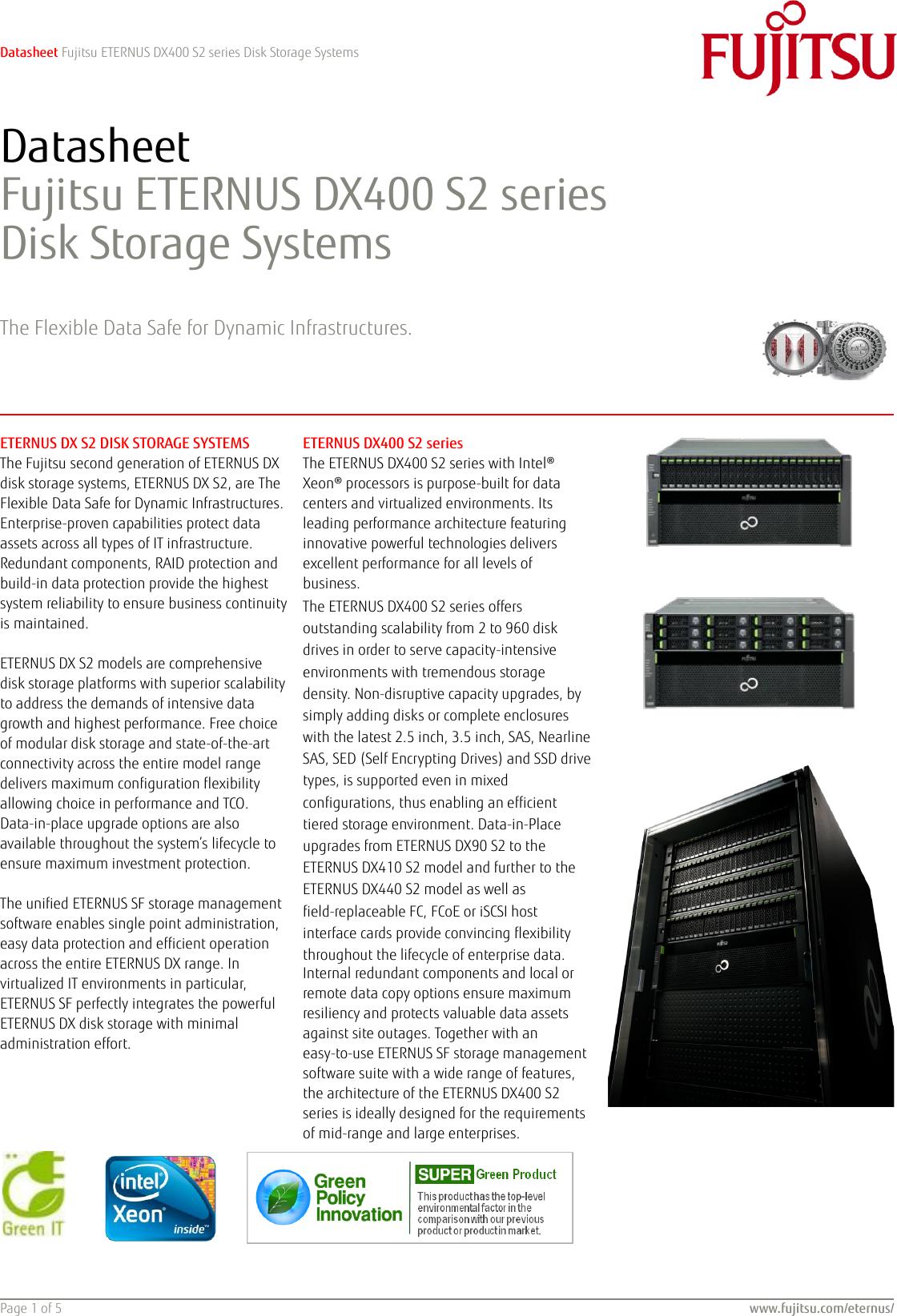 fujitsu eternus dx400 s2 disk storage system datasheet data sheet rh usermanual wiki Data Sheet Examples ABA Data Sheets