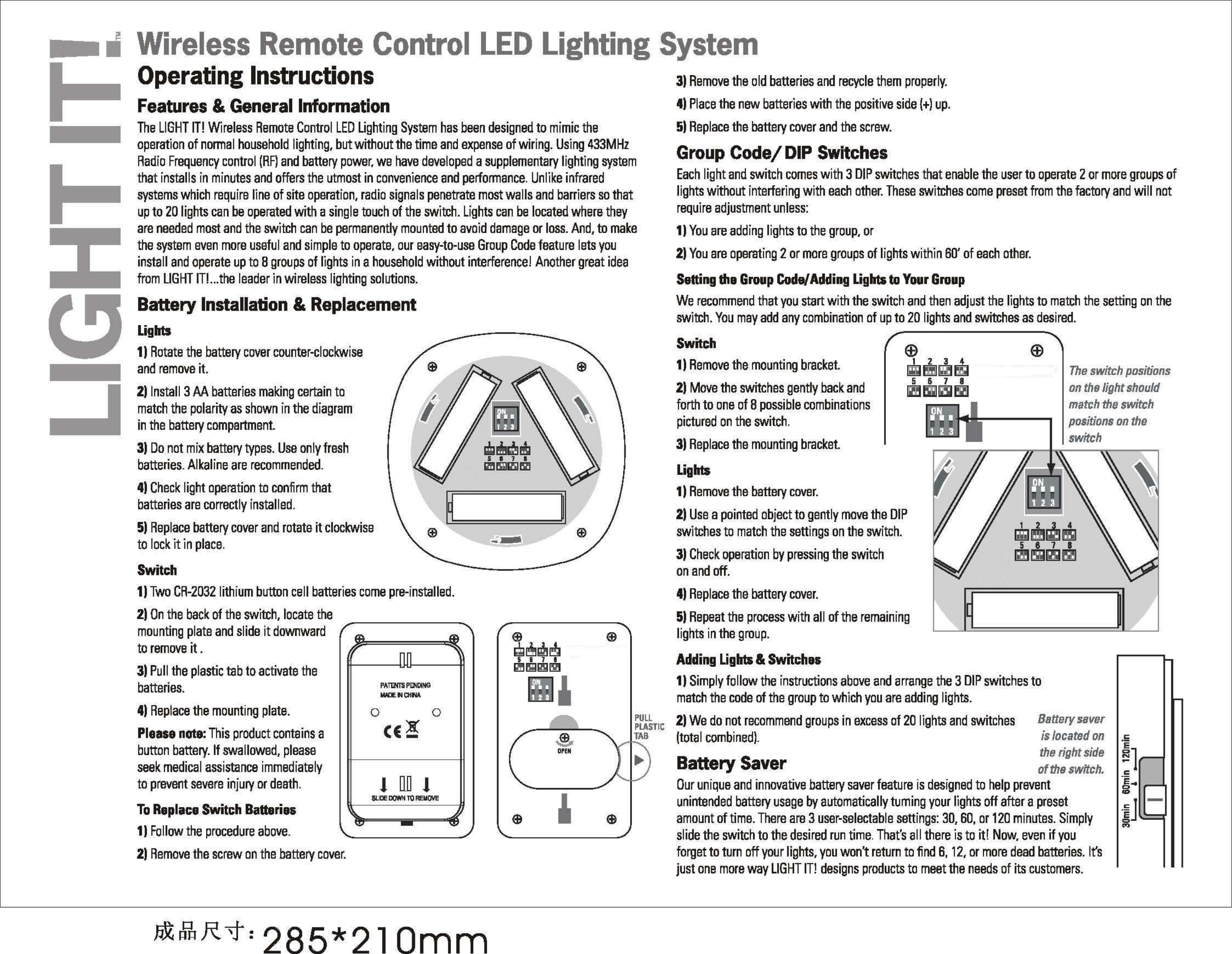 Fog Light Switch Question Manual Guide