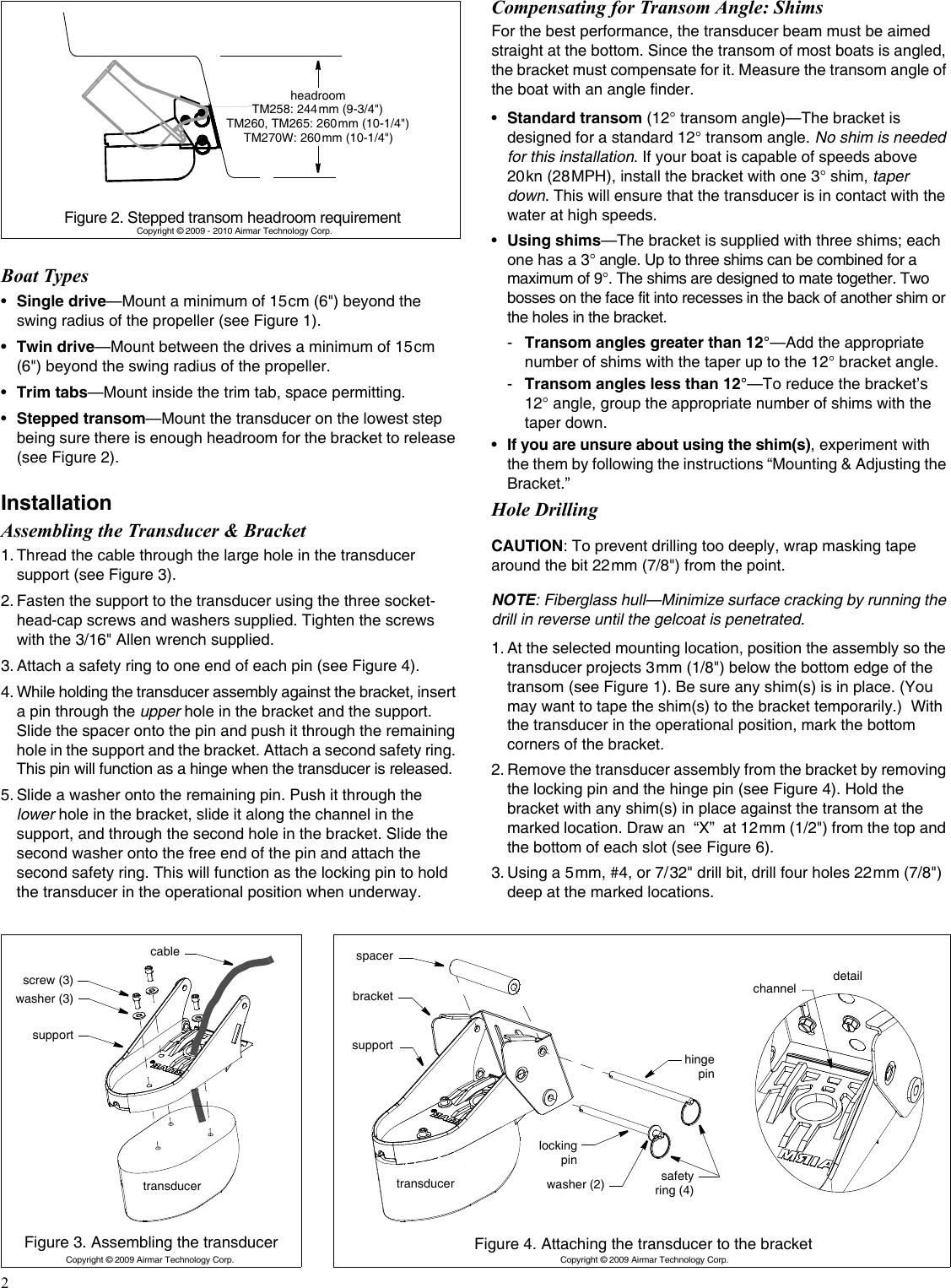 Furuno 525Tid Tmd Installation Instructions 17 299 02 rev03