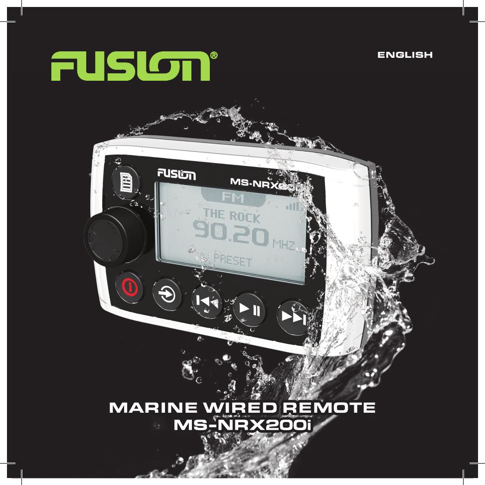 Fusion Electronics MS-AL300 AUDIO RECEIVER/PROCESSOR/AMPLIFIER WITH ...