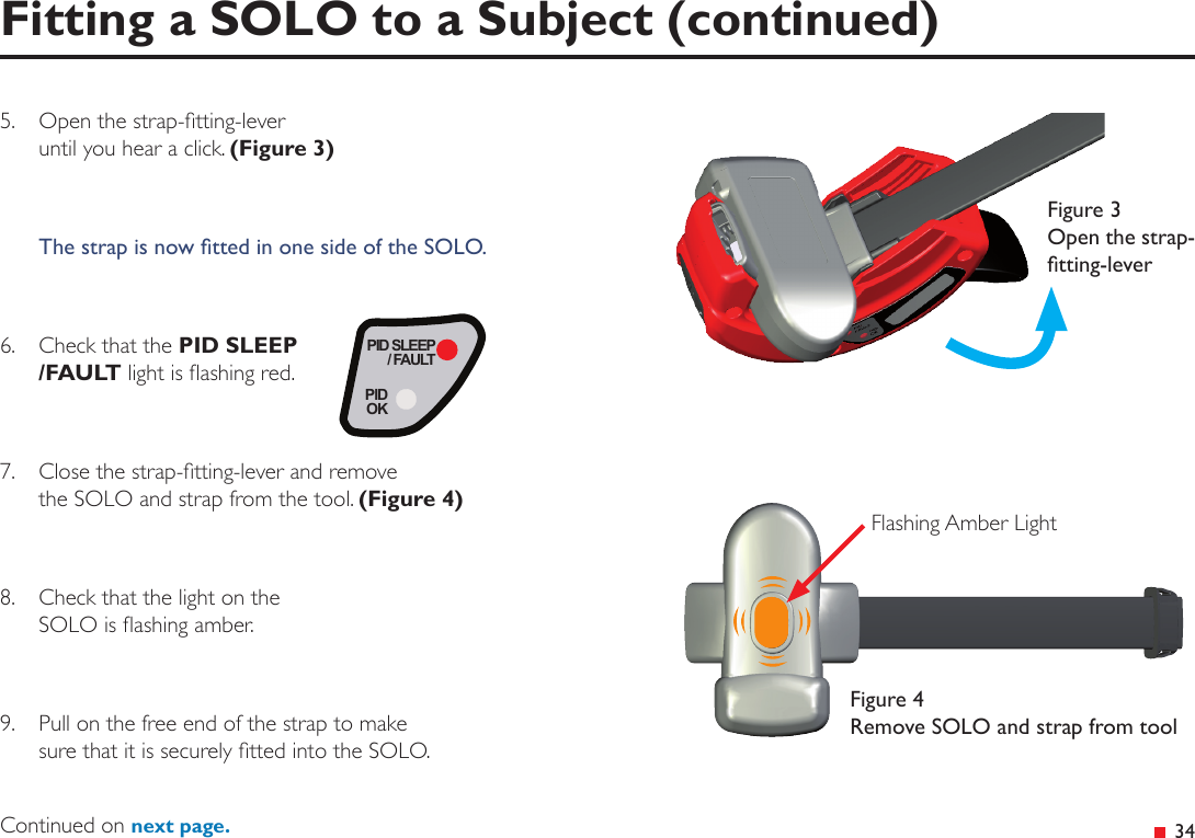 G4S Monitoring Technologies SOL915 OM247 SOLO2 User Manual