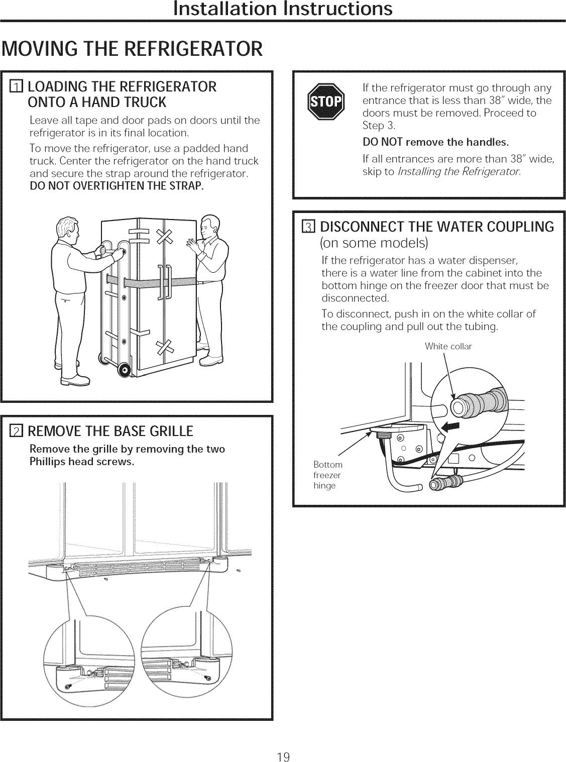 Rtlb Baja Designs Wiring Diagram Trusted Diagrams Ttr 250 Ge Dse25jghbcww User Manual Refrigerator Manuals And Guides 1410325l