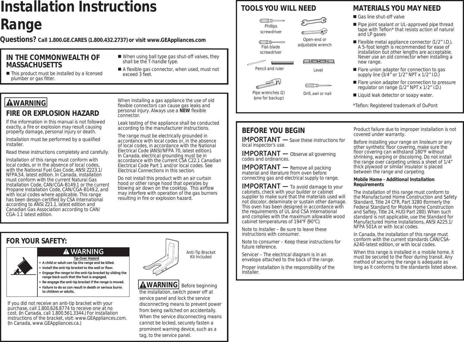 ge jgbs60dek2bb user manual gas range manuals and guides 1708684l rh usermanual wiki Pneumatic Screwdriver Torque Wrench Screwdriver