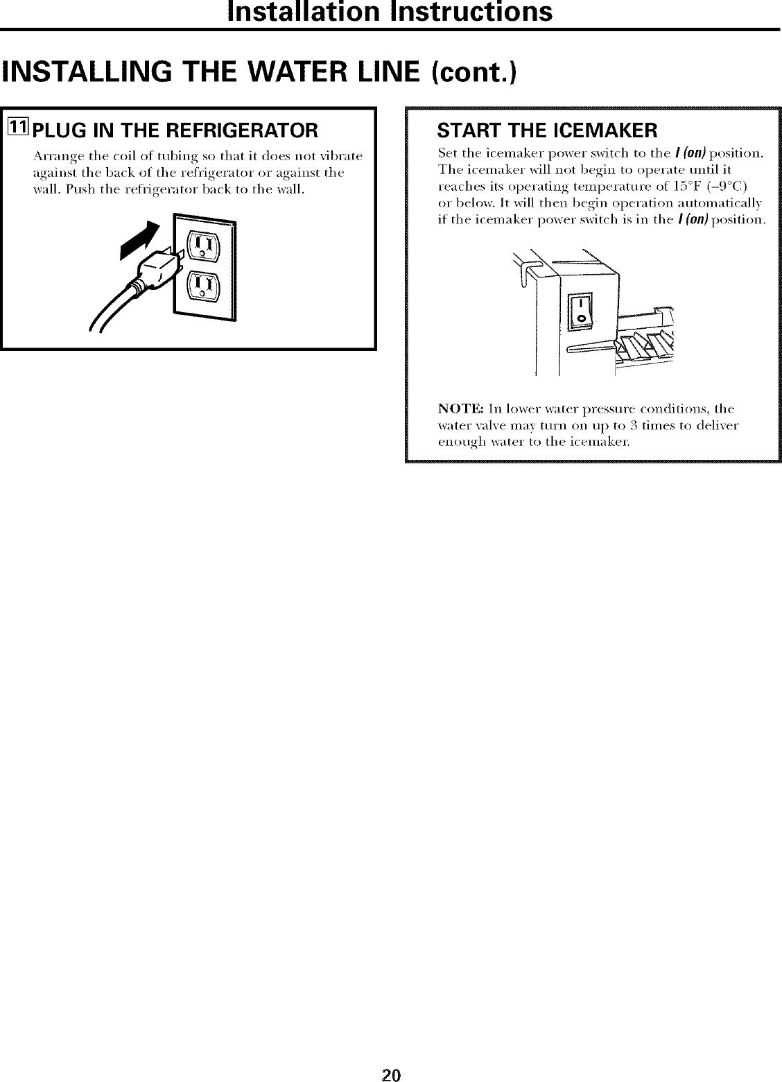 GE Side By Refrigerator Manual L0604478 Ge Gsh Jftabb Refrigerator Wiring Diagram on