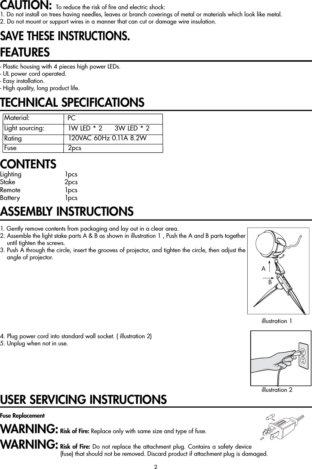 Gemmy Manuals
