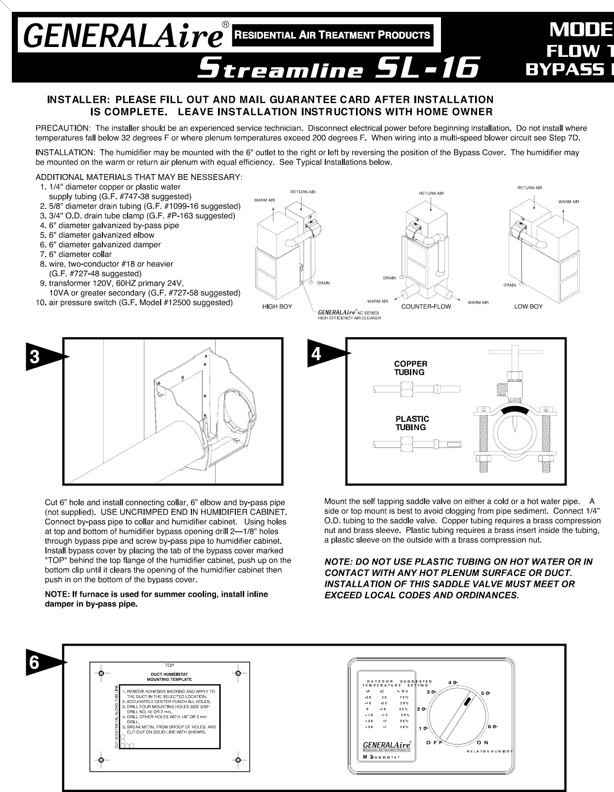 General 1137 Humidifier Wiring Diagram Diagrams Aprilaire 700 Series Two 2008 To Present Generalaire Pentair 500