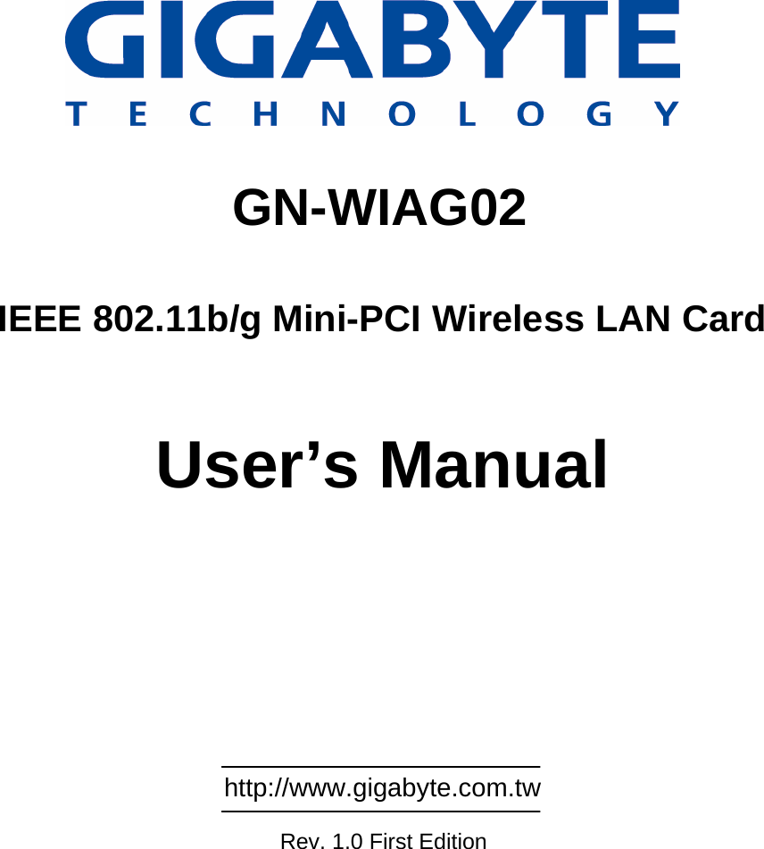 GN-WIAG02 WINDOWS 7 X64 TREIBER