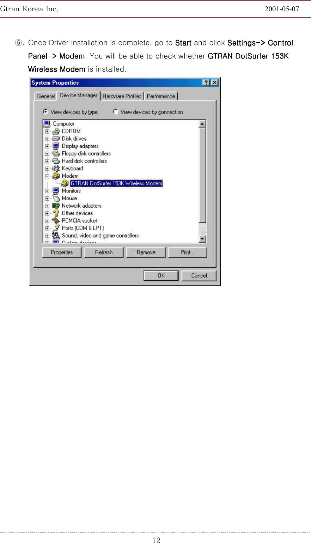 GTRAN WIRELESS GPC-3000 DRIVERS WINDOWS XP