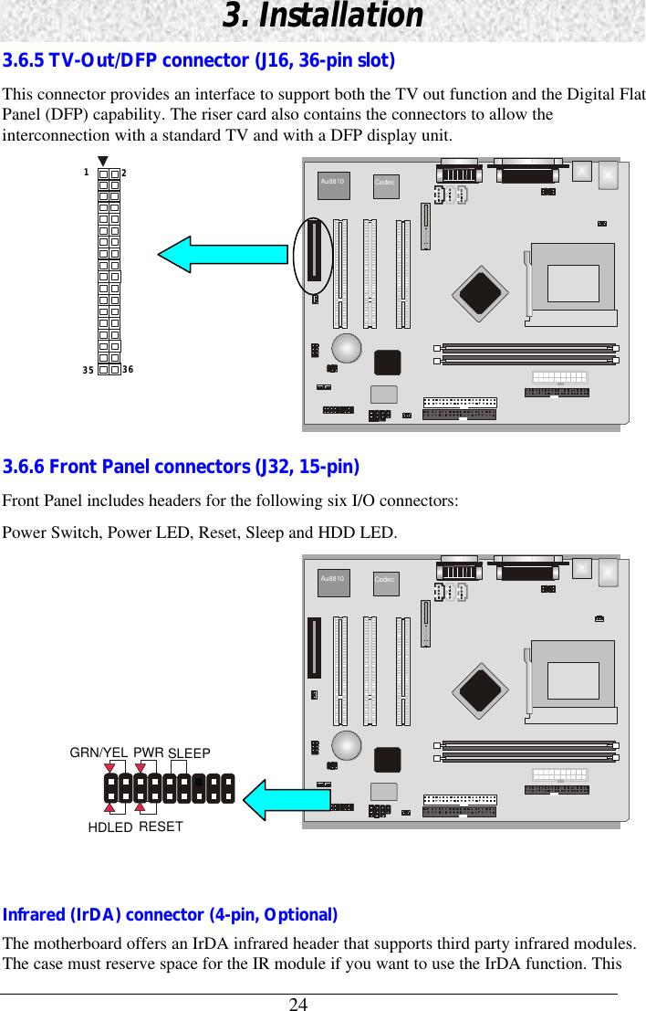 GVC EPIQ-742 EPIQ Computer User Manual IN810P6