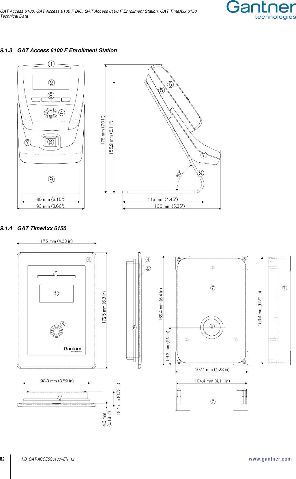 gantner electronic gea1150002a access control terminal  access control terminal with biometry