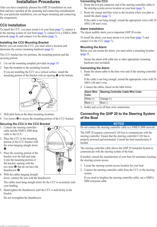 Garmin Ghp 20 System For Yamaha Helm Master Installation Instructions