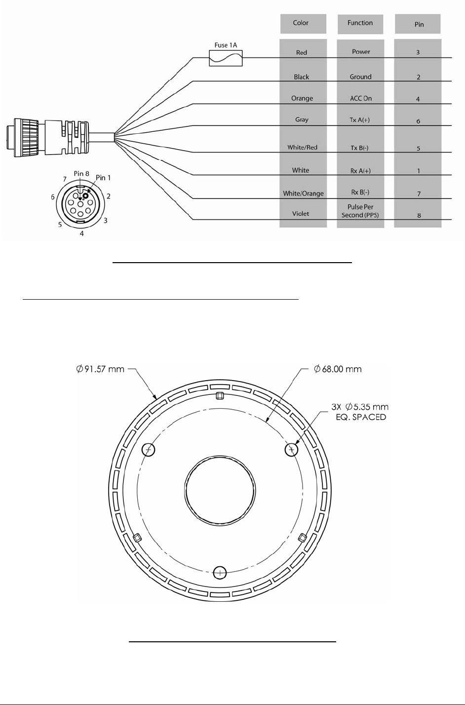 Garmin Hvs Gps17 Users Manual Nmea Gps 0183 Wiring Diagram 17x Power Data Cable