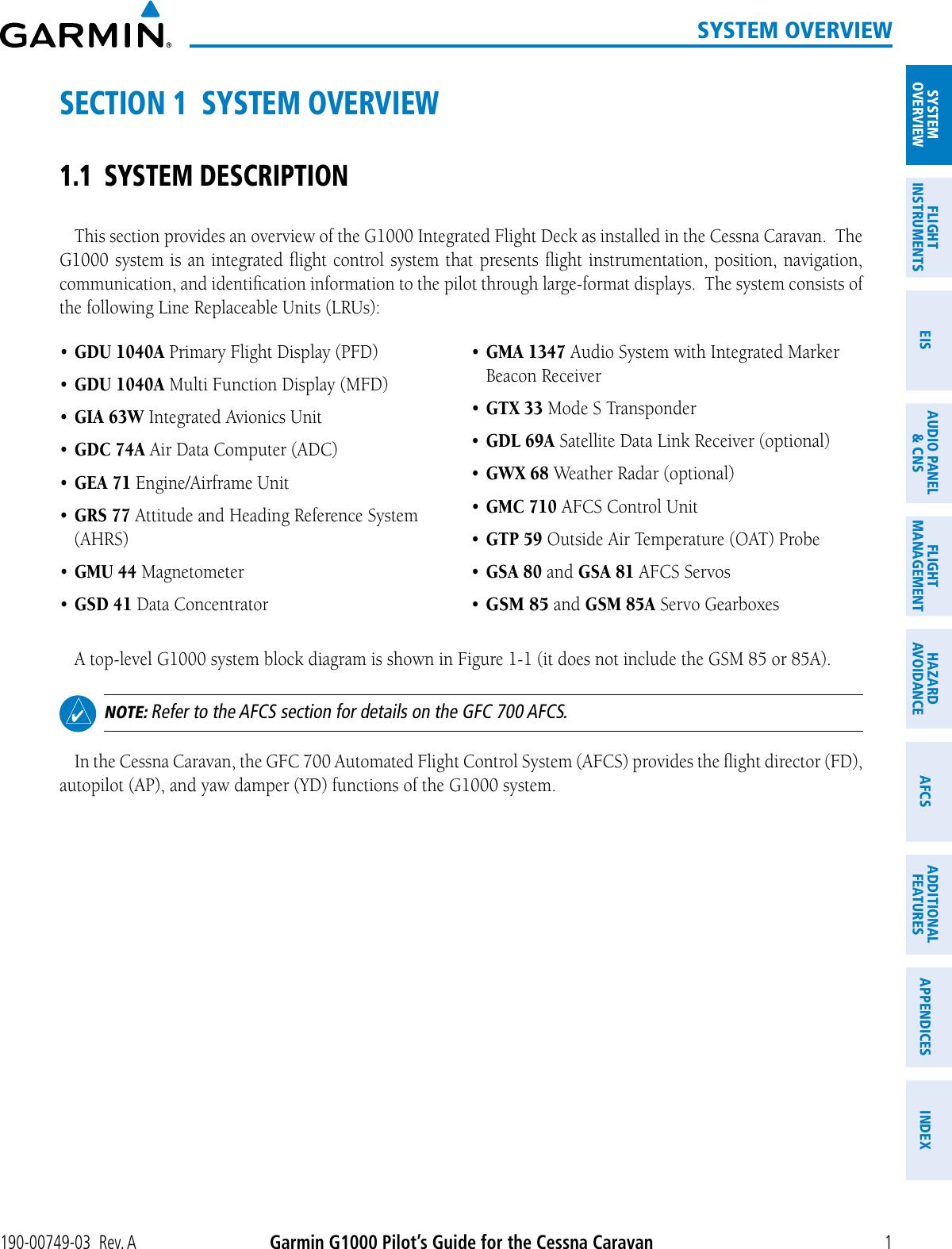 Garmin Software Version 0767 09 Pilots Guide