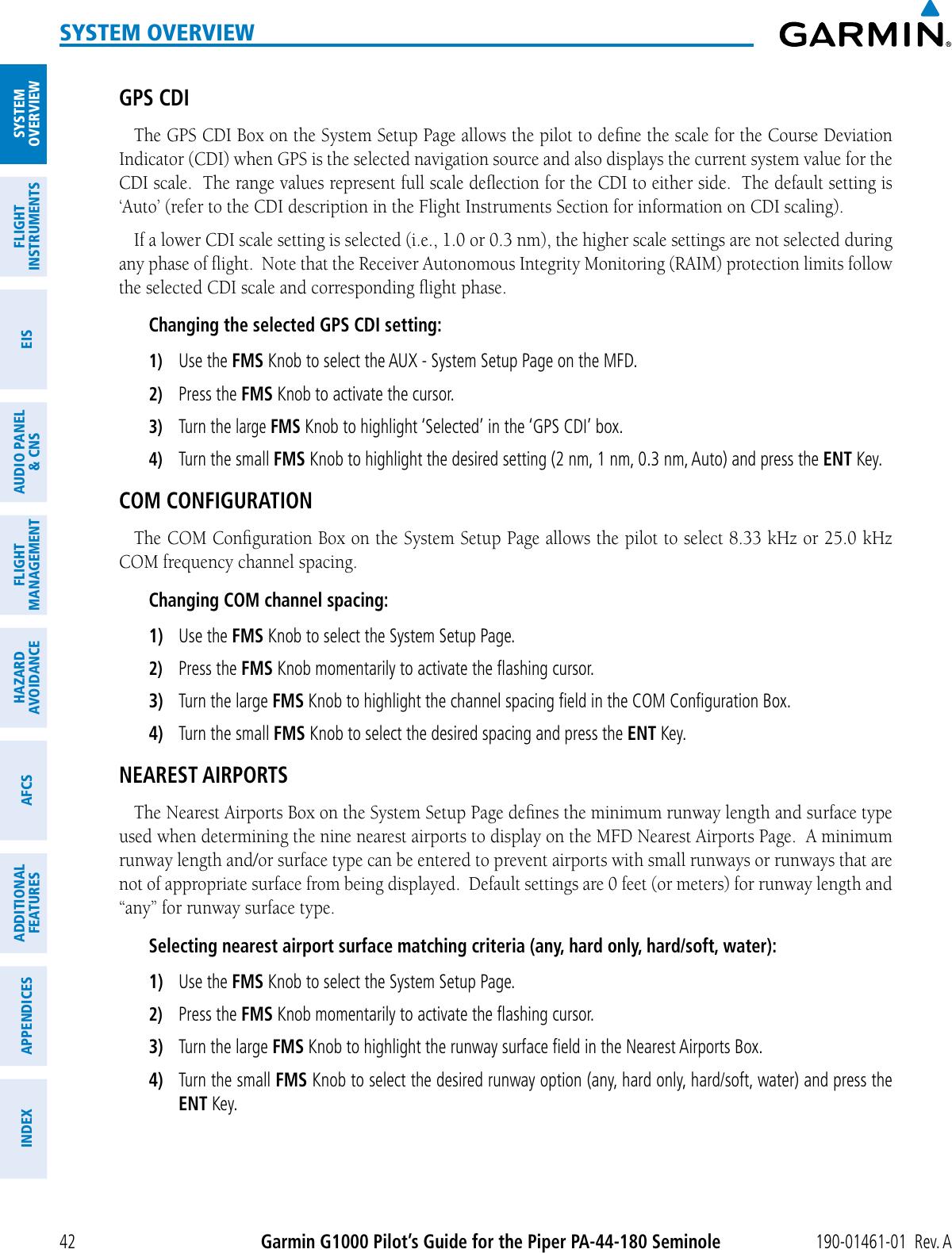Garmin Software Version 1983 00 Pilots Guide