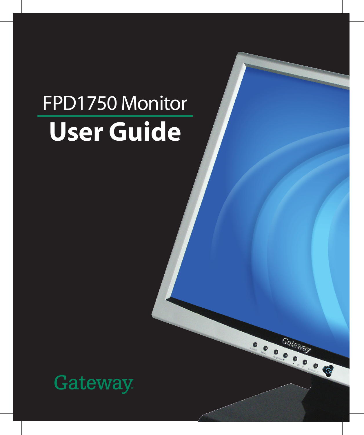 GATEWAY FPD1750 DRIVER DOWNLOAD