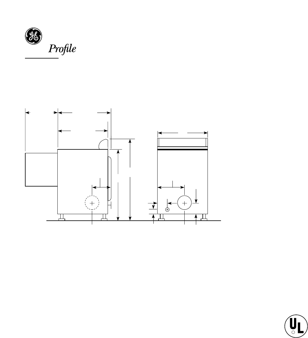 Ge Appliances Profile Prodigy Dpsr405Eaaa Users Manual 270166.DPSR405EAWW | Ge Profile Prodigy Wiring Diagram |  | UserManual.wiki