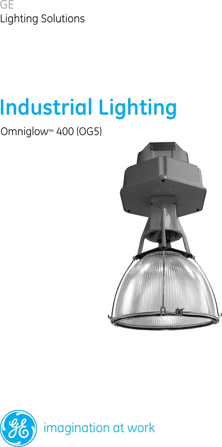 Og5 Data Sheet Indoor Lighting Fixtures