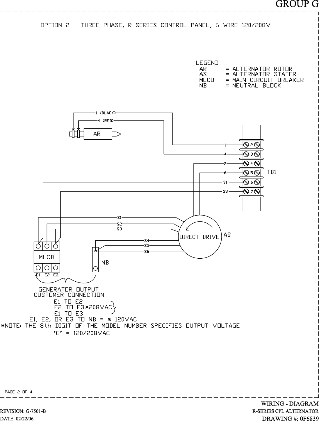 Generac Power Systems 005336 0 005337 Users Manual Cover079 Rev0 07 06 M6 Fuse Diagram 17 022473 6 Washer Flat 1 4 Zinc