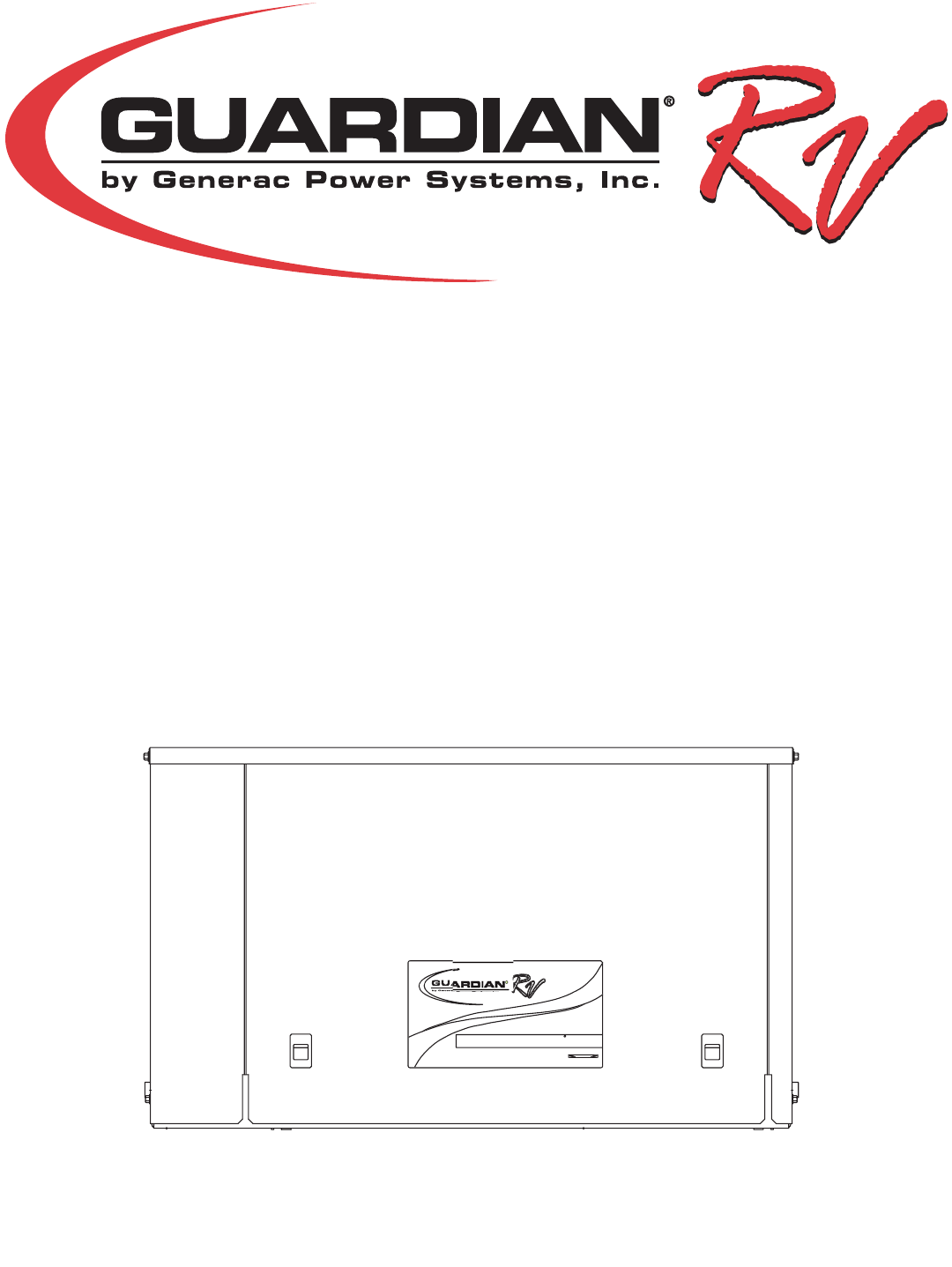 Generac 004702 0 004703 004704 004705 004706 004707 Owners