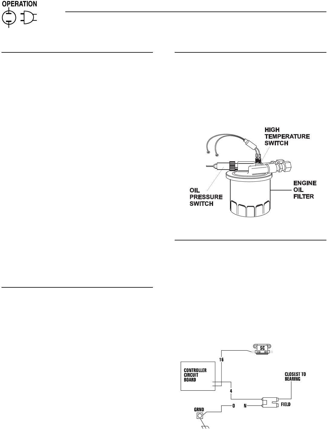 Generac 004702 0 004703 004704 004705 004706 004707 Owners Manual Wiring Field 10 Generacpower Systems Inc