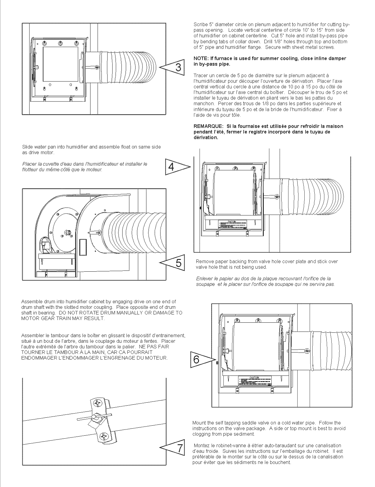 Generalaire Humidifier Wiring Diagram Lennox Bryant On White Rodgers