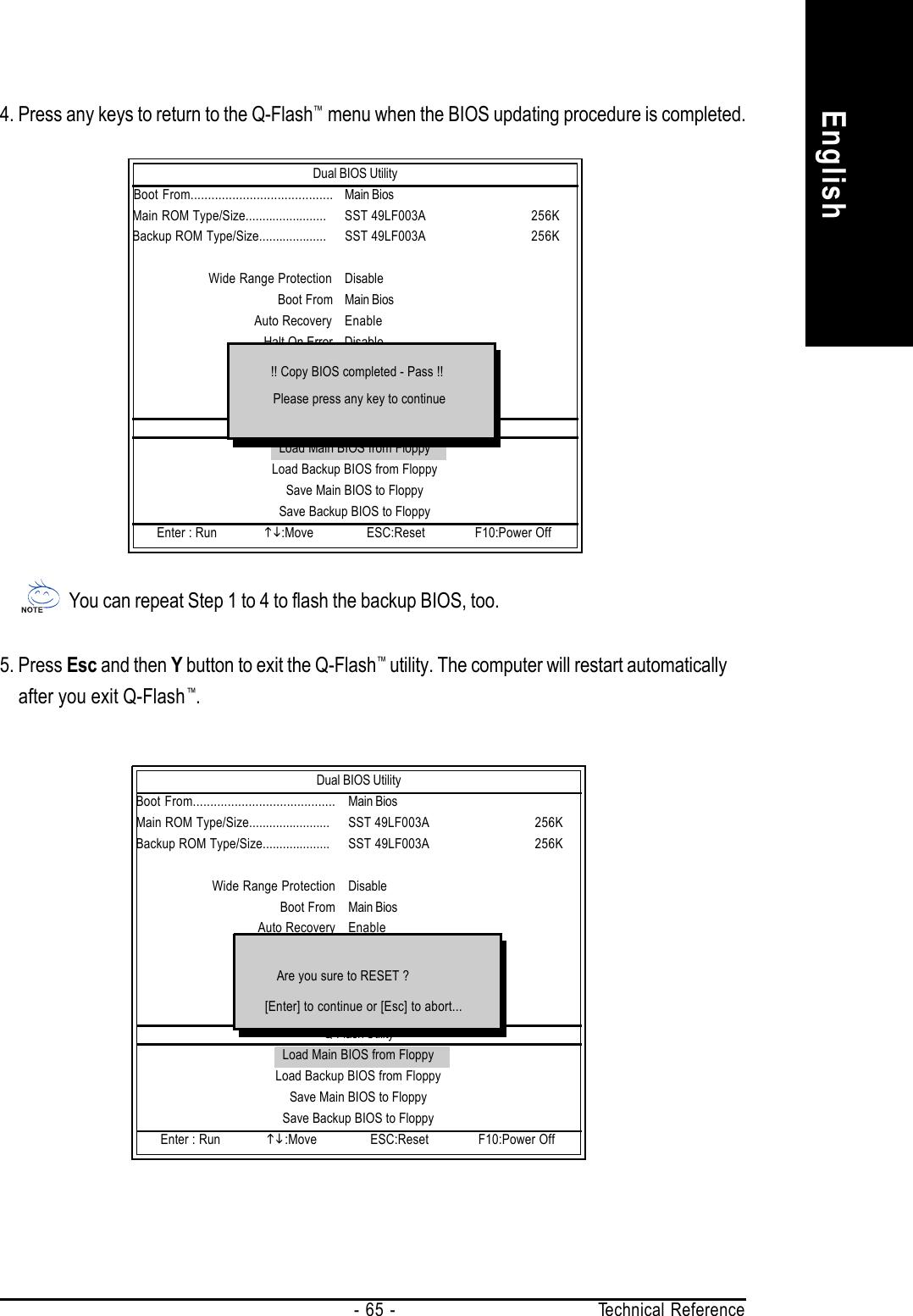 Gigabyte Bios Update Procedure