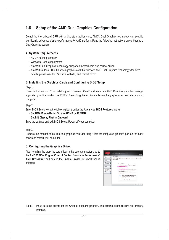 Gigabyte Ga A55M Ds2 Rev 2 0 Owner S Manual