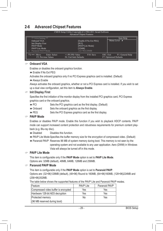 Gigabyte Ga G41Mt D3V Rev 1 3 Owner S Manual