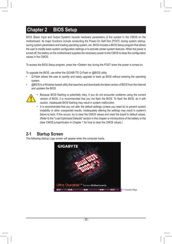 Gigabyte Ga H61M Ds2 Rev 2 0 Owner S Manual
