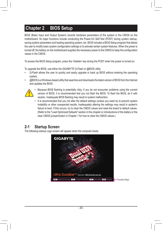 Gigabyte Ga H61M Ds2 Rev 2 Owner S Manual