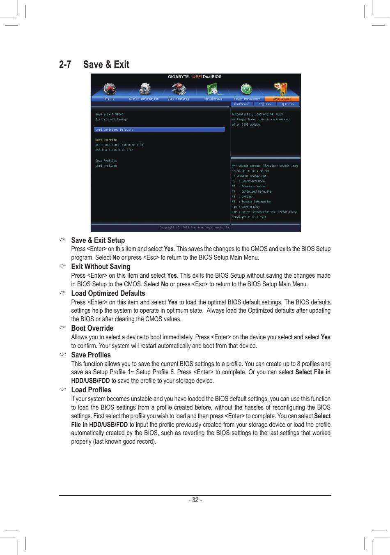 Gigabyte Ga H81M D2V Rev 1 0 Owner S Manual