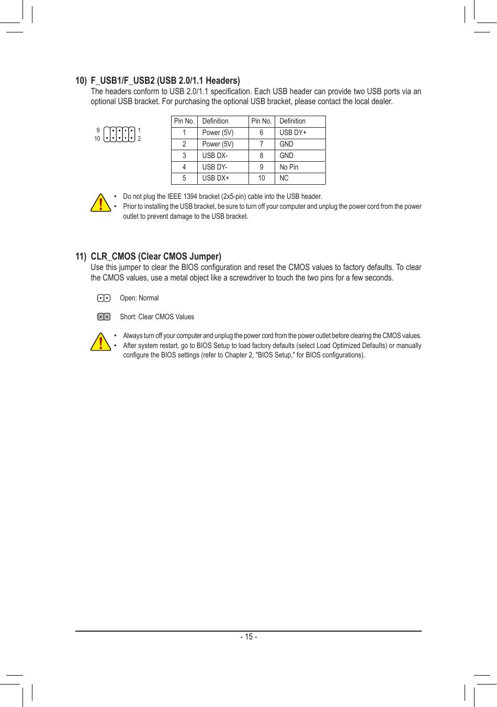 Gigabyte Ga H81M Ds2 Rev 1 0 Owner S Manual