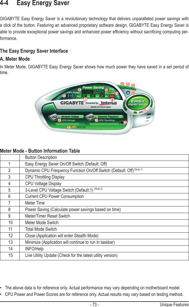 Gigabyte Ga Ma785Gt Ud3H Rev 1 0 Owner S Manual