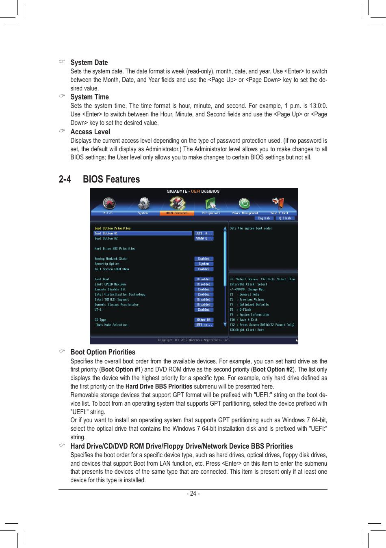 Gigabyte Ga P85 D3 Rev 1 X Owner S Manual
