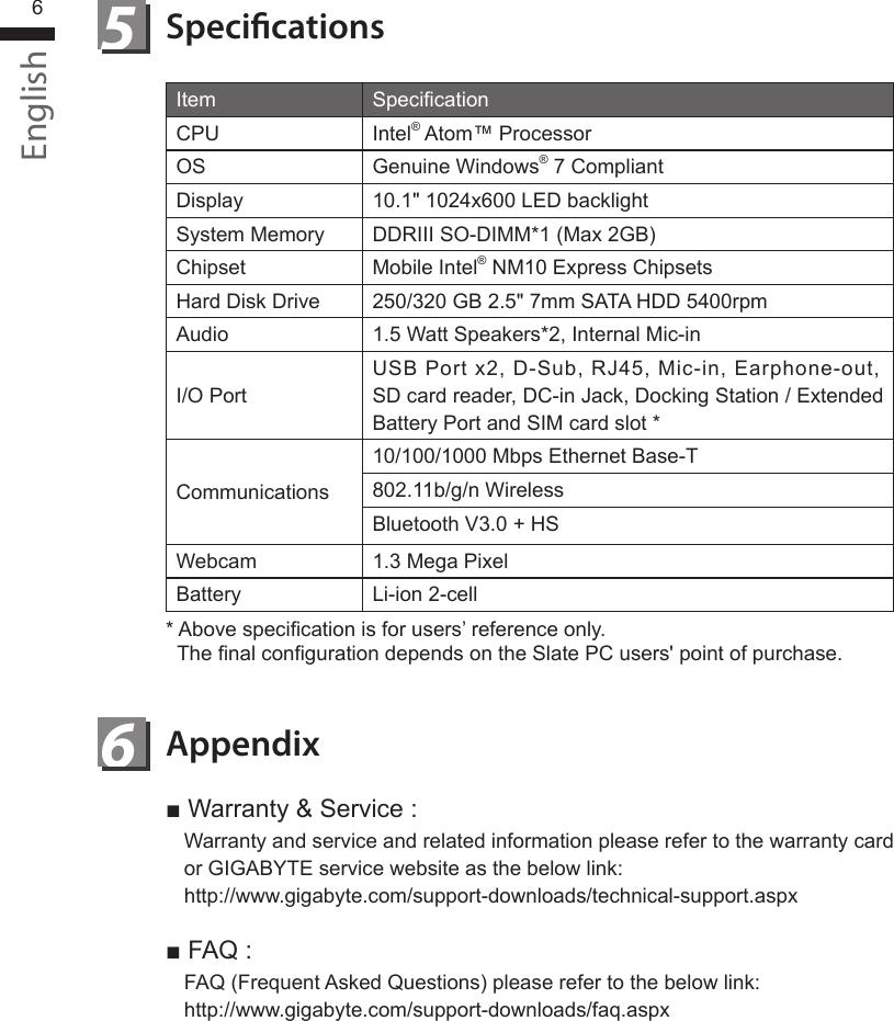 Gigabyte S1080 Owner S Manual