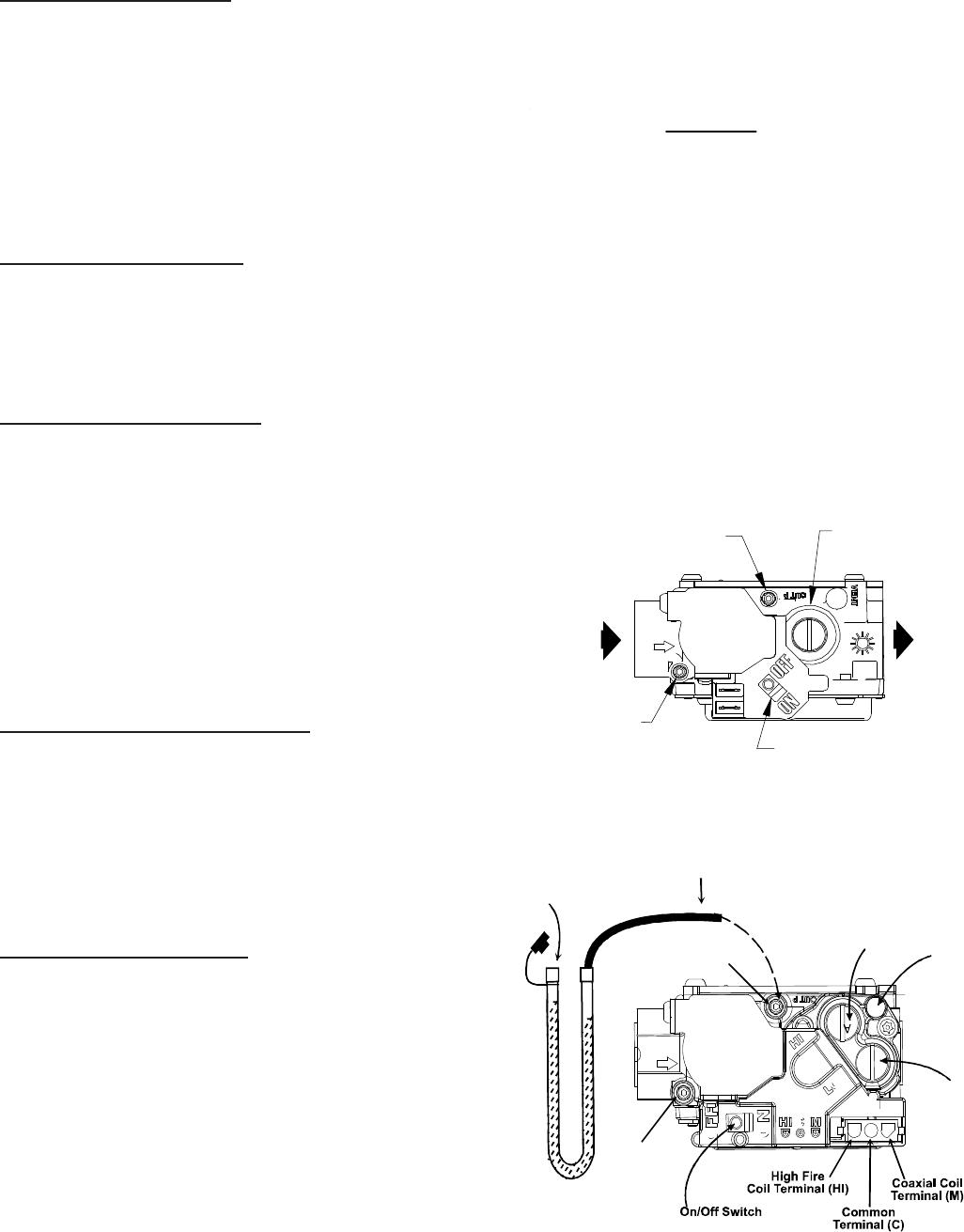 goodman mfg mercial heating and cooling gas unit cpg series users Goodman Gas Furnace Wiring Diagram 21