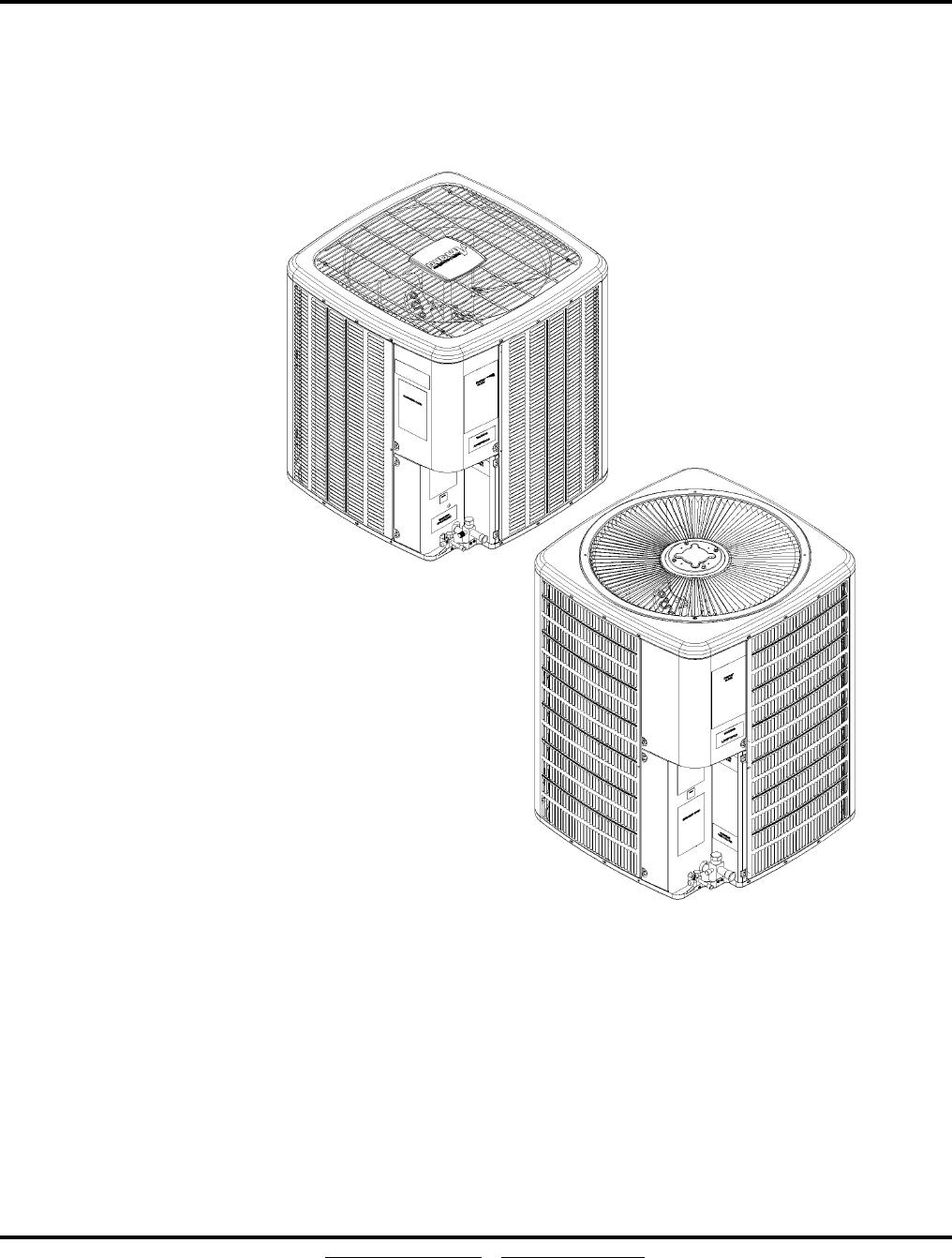 Goodman Mfg Remote Condensing Units Gsc13 Users Manual Rpt