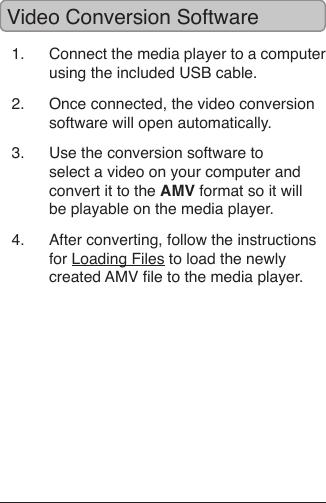 Gpx Mp3 Player Ml763R Users Manual