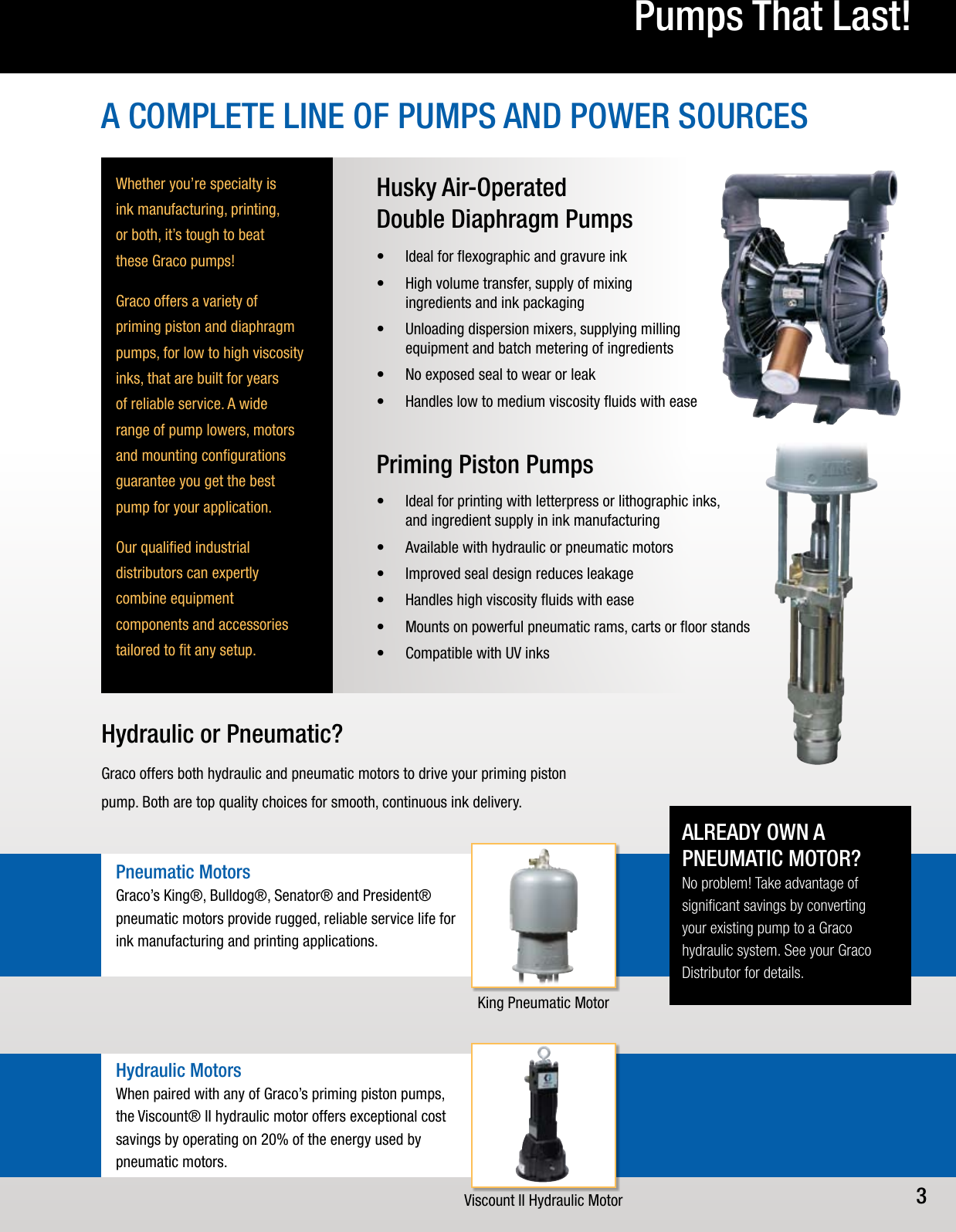 Graco 300627En D Ink Solutions Users Manual Brochure