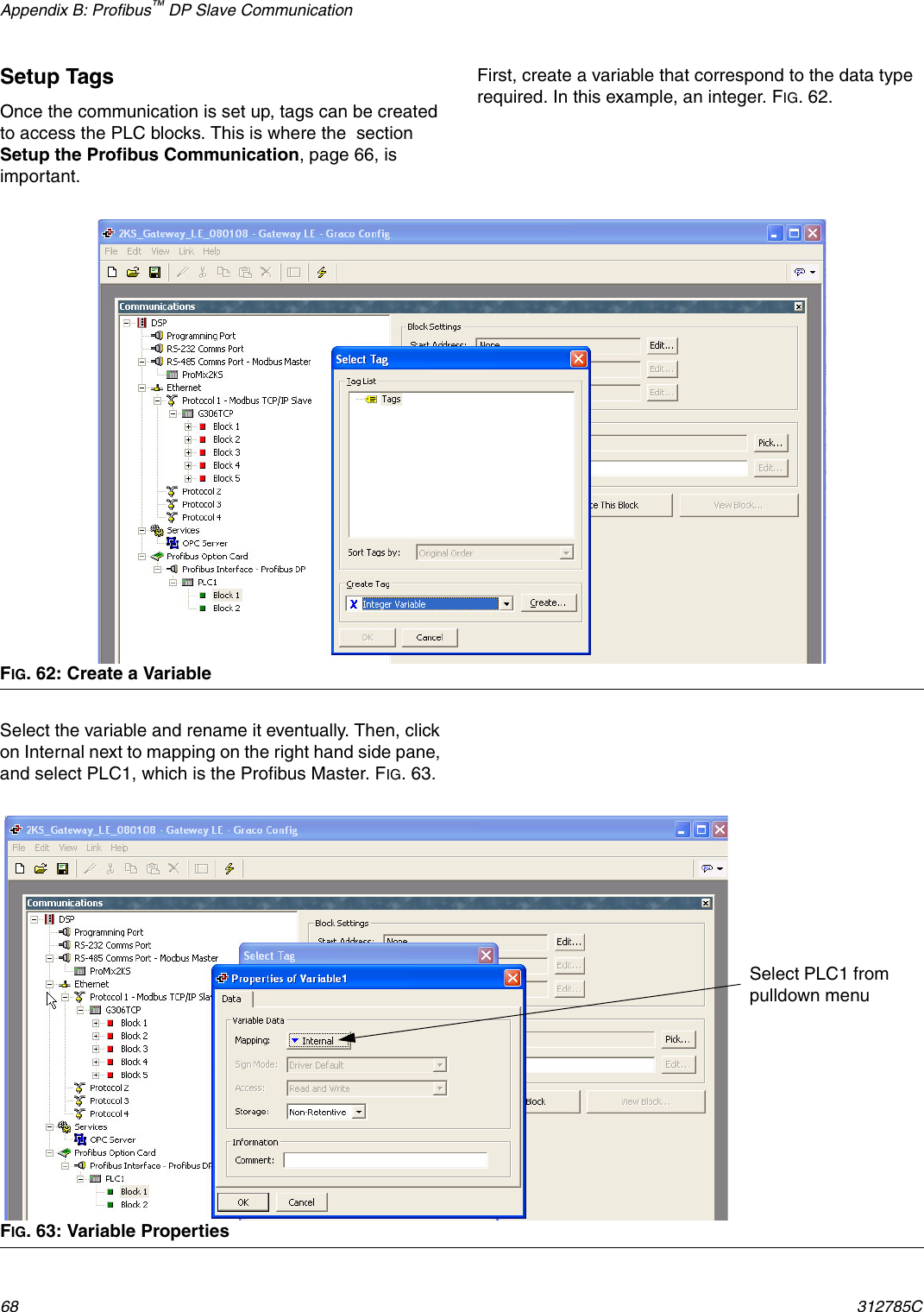 Graco 312785C Gateway Network Communication Kits Users Manual
