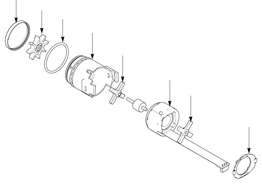 Graco 333012b Pro Xp Auto Users Manual Waterborne Air Spray Gun