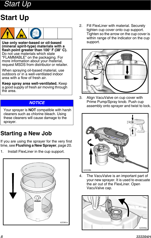 graco paint sprayer parts manual