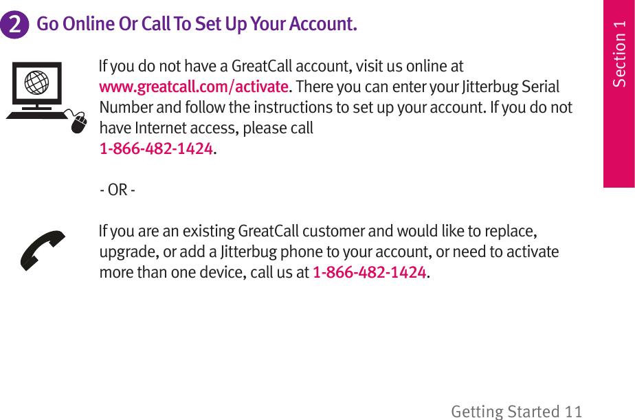 Greatcall Jitterbug 5 User Guide