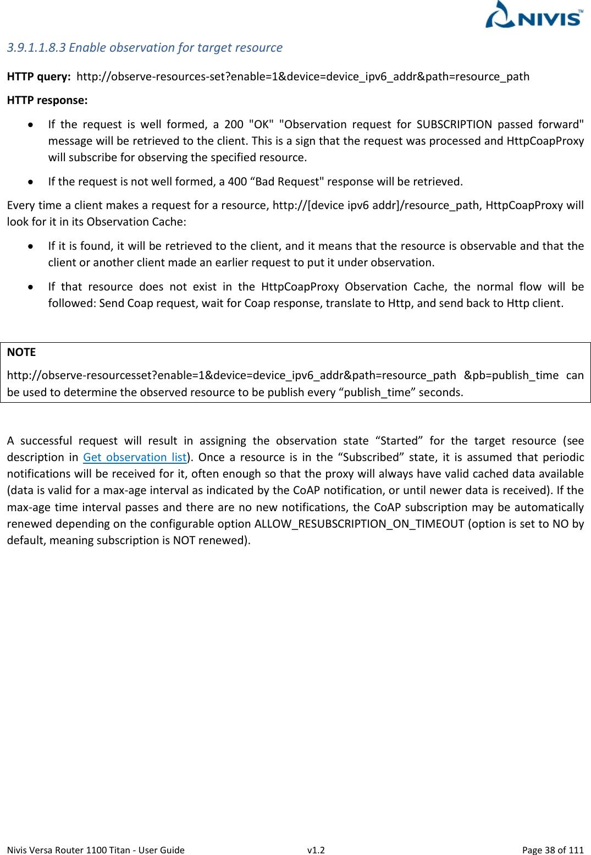 HDJ WIRELESS ENTERPRISE d b a NIVIS TITAN 902-928 Mhz